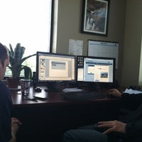 Photo taken at Jeff's Office by adam p. on 5/21/2012
