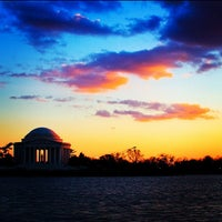 Photo taken at Tidal Basin by Shaffer on 5/4/2012