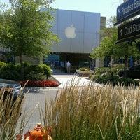 Photo taken at Apple by Kraig V. on 6/23/2012