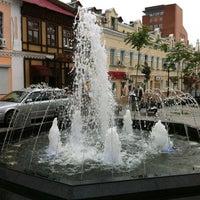 Photo taken at Приморский Арбат by Даниил П. on 7/13/2012