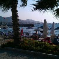 7/31/2012 tarihinde Tuncay Y.ziyaretçi tarafından Yalıkavak Sahil'de çekilen fotoğraf