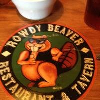 Photo taken at Rowdy Beaver by Jennifer P. on 9/3/2012