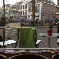 Photo taken at De Overkant by Nabil F. on 3/1/2012