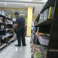 Photo taken at Toko Buku BPK Gunung Mulia by rerebleau R. on 4/14/2012