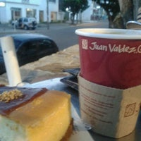 Photo taken at Juan Valdez Café by John A. on 8/19/2012