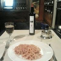 Photo taken at Taverna Rossini by Svetlana S. on 2/2/2012