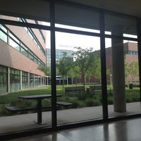 Photo taken at Auraria Science Building by Nathan J. on 5/29/2012