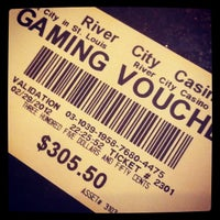 Photo taken at River City Casino by Shawn W. on 3/1/2012