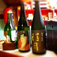 Photo taken at Sushi Zen by Chin L. on 4/21/2012