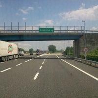 Photo taken at A14 - diramazione Ravenna by Enzo Z. on 5/7/2012