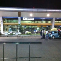 Photo taken at Pune Airport (PNQ) by ankit m. on 6/16/2012