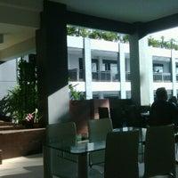 Photo taken at Batu hotel & resort by Iwan on 2/15/2012