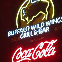 Photo taken at Buffalo Wild Wings by Kevin L. on 8/25/2012