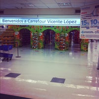 Photo taken at Carrefour by Pedro P. on 3/22/2012