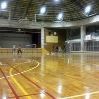 Photo taken at 糸満市立 兼城中学校 by maijun on 2/9/2012