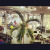 Photo taken at Fred Haas Toyota World by asianbama on 8/8/2012