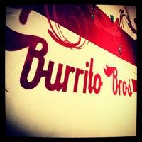 Photo taken at Burrito Bros by Stephen P. on 2/20/2012