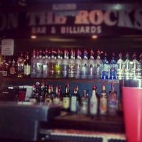 Photo taken at On The Rocks Bar by Jen P. on 7/15/2012