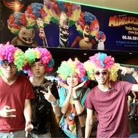 Photo taken at CGV Cinemas Vincom Center by Hoàng K. on 5/31/2012