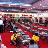 Photo taken at Indah Bordir by Nur izni M. on 5/3/2012