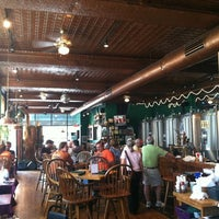 Photo taken at Bullfrog Brewery by Frederick D. on 7/13/2012