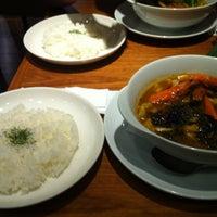 Photo taken at CURRY RESTAURANT YOSHIMI 池袋パルコ店 by Natsuha M. on 7/10/2012