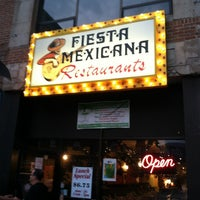 Photo taken at Fiesta Mexicana by Bill D. on 4/16/2012