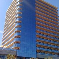 Photo taken at Hotel Yaramar by Marybel D. on 4/18/2012