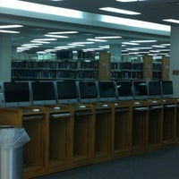 Photo taken at King Library by Dave G. on 6/8/2012