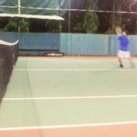 Photo taken at K99 Tennis Court by Ân H. on 7/18/2012
