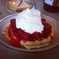 Photo taken at The Pancake Place by alec l. on 8/24/2012
