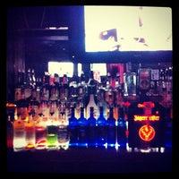 Photo taken at Rock Bar by Jeffrey O. on 4/22/2012