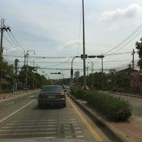 Photo taken at ซ.สามัคคี by Pang T. on 5/23/2012