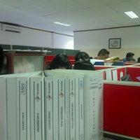 Photo taken at PT. Adyawinsa Telecommunication & Electrical by Sofian D. on 9/4/2012