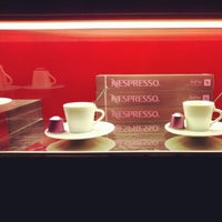 Photo taken at Nespresso Boutique by Around Milan! on 4/19/2012