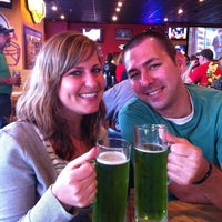 Photo taken at New Berlin Ale House Sports Grille by Kim H. on 3/17/2012