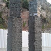 8/2/2012 tarihinde Hüseyin Y.ziyaretçi tarafından Yüzen Taşlar Heykeli'de çekilen fotoğraf