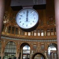 Photo taken at Prague Main Railway Station by meo on 9/12/2012