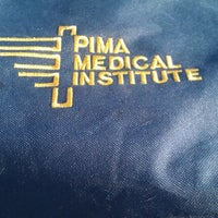 Photo taken at Pima Medical Institute - East Valley (Mesa) by Joshua B. on 2/29/2012