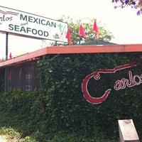 Photo taken at Carlos Restaurante by Carlos O. on 8/11/2012