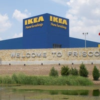 Photo taken at IKEA by Visit Frisco, Texas on 2/8/2012