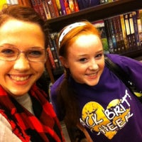 Photo taken at Barnes & Noble by Katie Ann S. on 4/26/2012