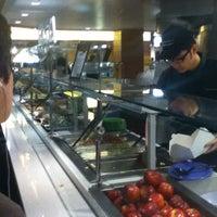 Photo taken at USF - Market Café by David V. on 2/20/2012