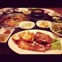 Photo taken at Lum Lum Korean Restaurant by Looktao D. on 6/16/2012