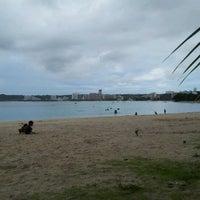 Photo taken at Ypao Beach Park by Patrick Jan B. on 8/6/2012