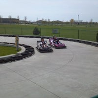 Photo taken at Badger Sports Park by Mary R. on 4/7/2012