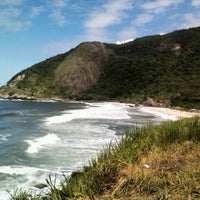 Photo taken at Prainha by Mileny M. on 3/18/2012
