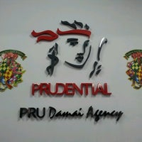 Photo taken at PT. Prudential Life Assurance by Yuyun S. on 8/16/2012