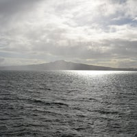 Photo taken at Rangitoto Island by Miguel Angel on 7/29/2012