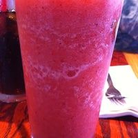 Photo taken at Red Robin Gourmet Burgers by Lisa P. on 8/17/2012